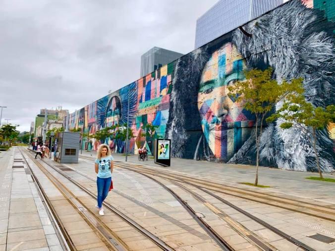 Rio de Janeiro - graffiti