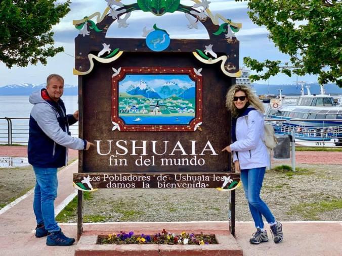 Ushuaia - fin del mondo