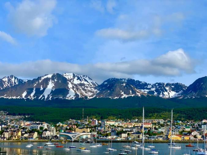 Ushuaia - town1