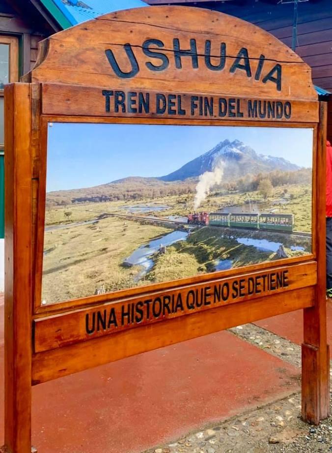 Ushuaia - tren del fin del mondo