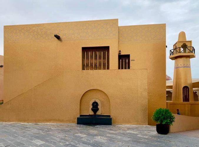 doha - gold mosque