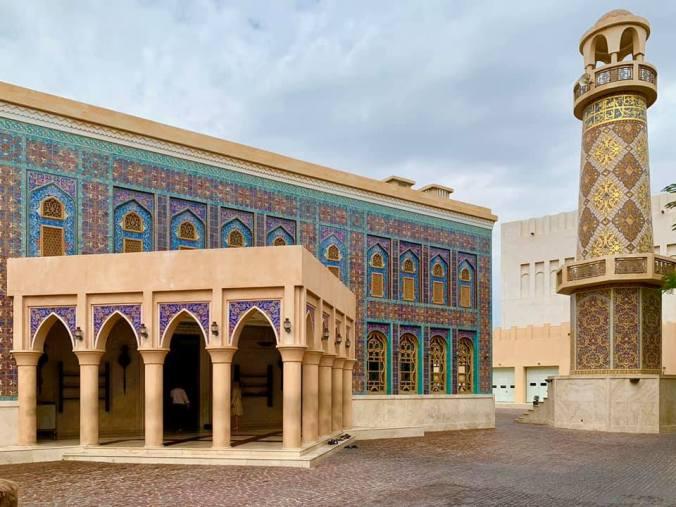 doha - mosque