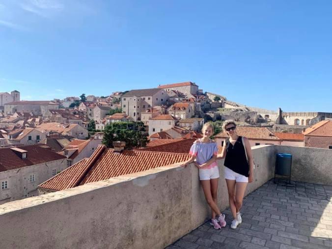 dubrovnik - city walls1