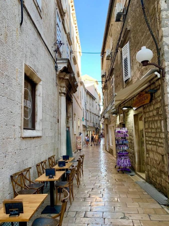 zadar - old town