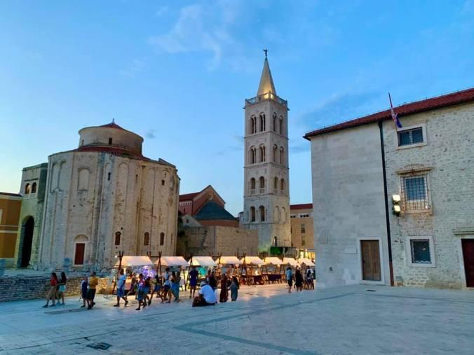 zadar - old town1