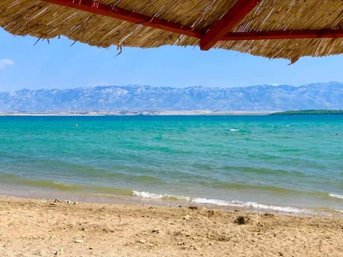 zadar - queen's beach