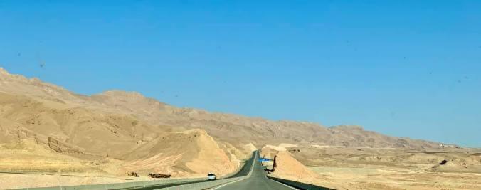 egipt - cairo road