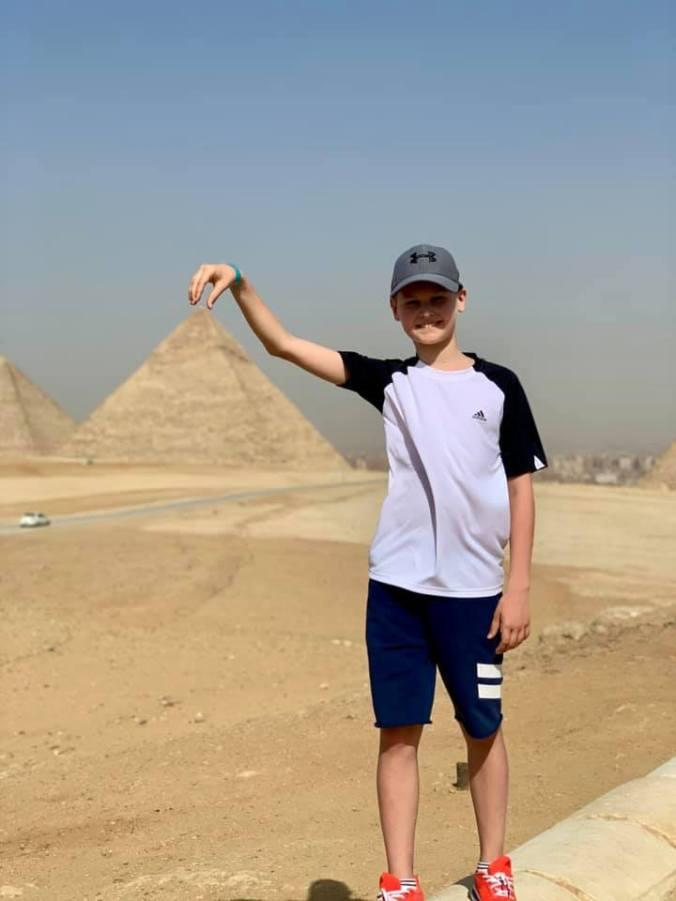 egipt - piramide