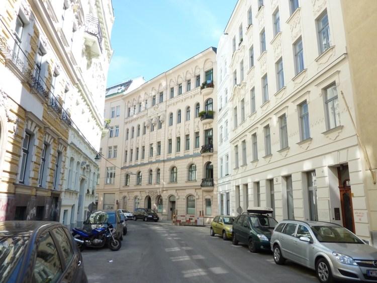 La nostra casa di Vienna