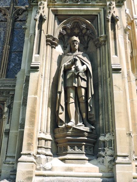 Canterbury, la Cattedrale particolare