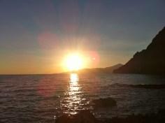 Maratea - Tramonto sul Golfo