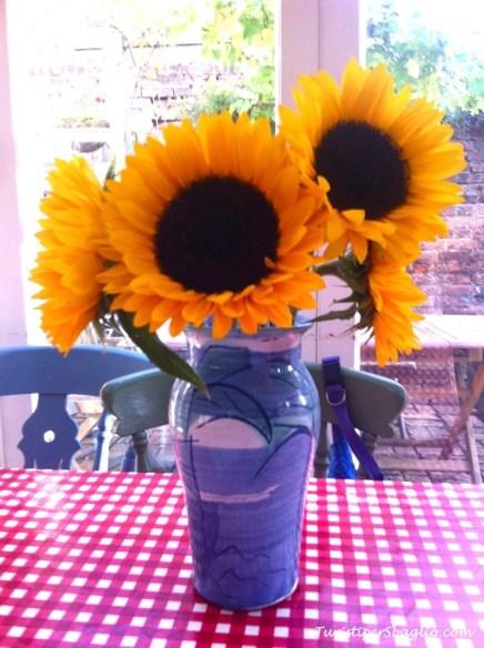 Oxford, sul tavolo di casa