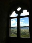 Vista sul Vulture dal Castel Lagopesole