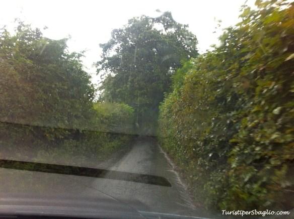 LE ampie strade nelle Yorkshire Dales