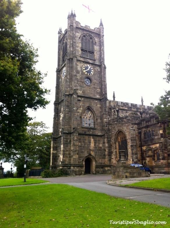 Lancaster - La Cattedrale