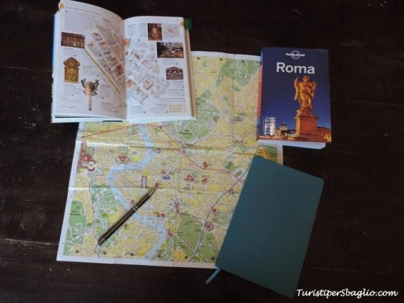 Roma, prepartenza