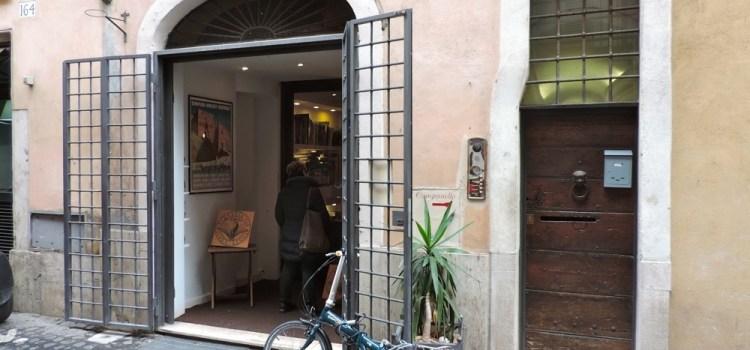 4) Roma questa sconosciuta, la Libreria del Viaggiatore