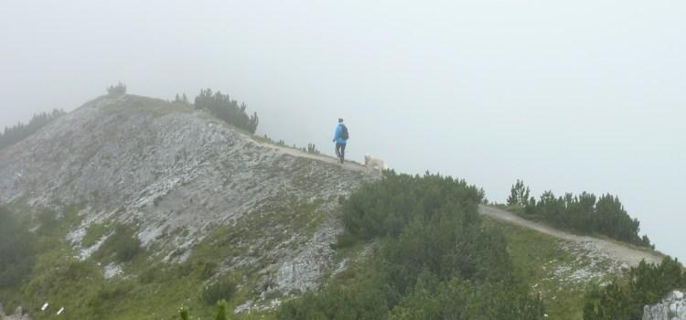 Valle dello Stubai: ritrovare se stessi sotto la pioggia – Austria