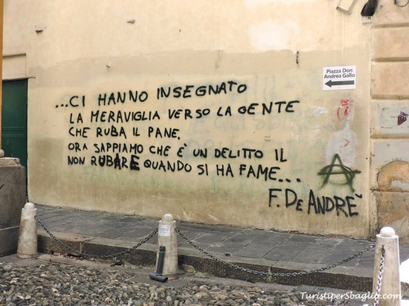 Genova, Via Pre - 2