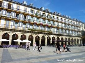 Plaza de la Constitucion San Sebastian Donostia