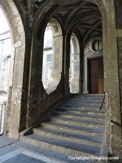Napoli - Insolita Guida - Palazzo Sanfelice - 11_new