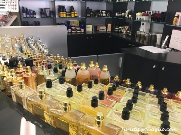 Olfattorio Bar à Parfums, Via di Ripetta - Roma - 2