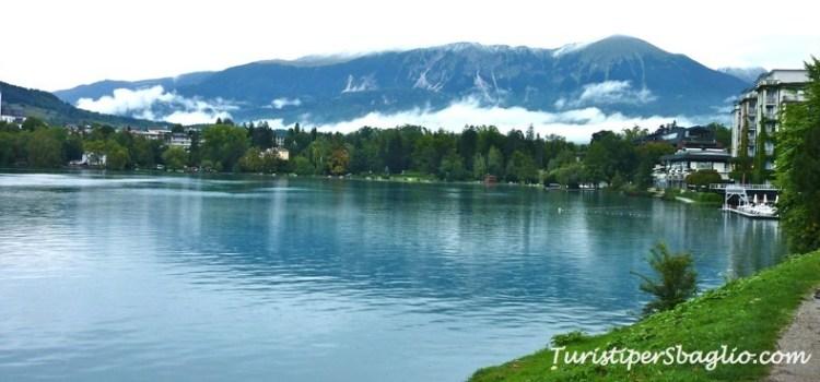 Il Lago di Bled, il Lago Bohinj e l'accoglienza della Slovenia