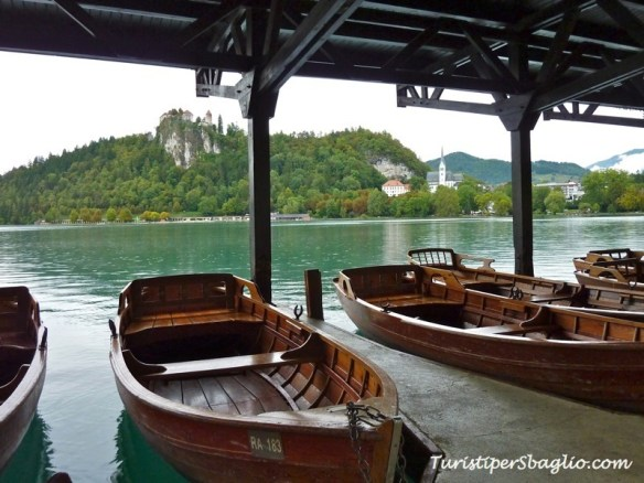 Lago di Bled and Bohinj Slovenia - 17