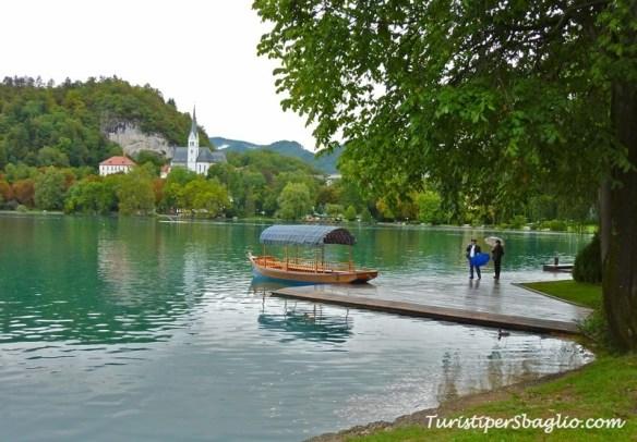 Lago di Bled and Bohinj Slovenia - 19
