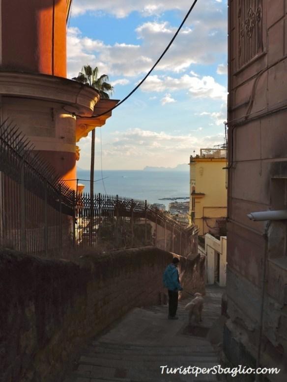 Napoli Calata San Francesco, Salita Tasso e Via Arco Mirelli - 14_new