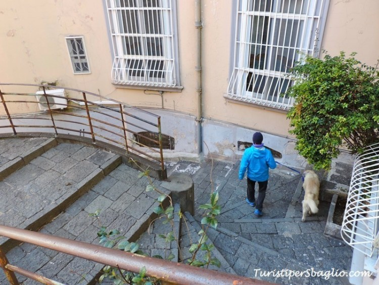 Napoli Calata San Francesco, Salita Tasso e Via Arco Mirelli - 31_new