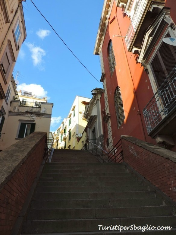 Napoli Calata San Francesco, Salita Tasso e Via Arco Mirelli - 34_new