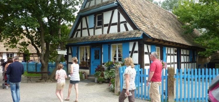EcoMuseo d'Alsazia tra sogni che prendono vita propria, cicogne e tanto altro…