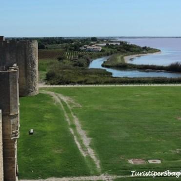 Aigues-Mortes Borgo Fortificato Linguadoca - 41