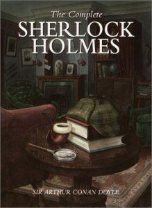 Sherlock Holmes Arthur Conan Doyle 221b Baker Street