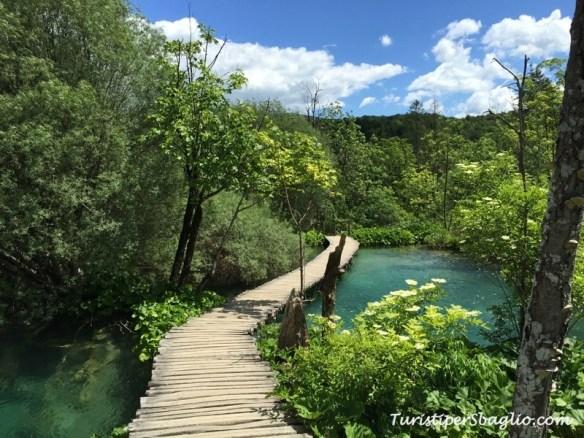 Laghi di Plitivice IP, Parco Nazionale - Croazia - 27