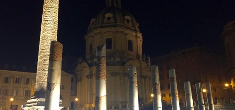 A Roma un Viaggio nei Fori come non li avete mai visti