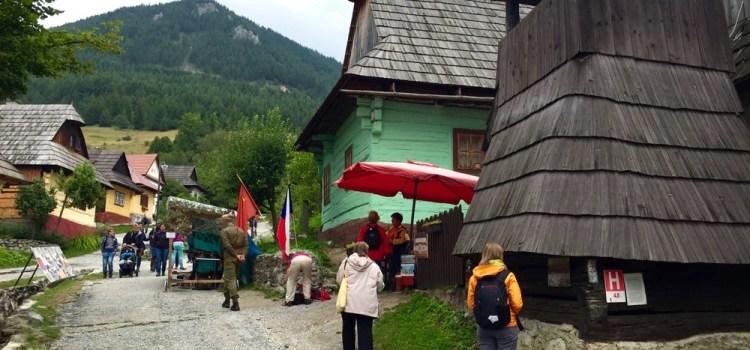 Vlkolinec, il villaggio in legno Patrimonio Unesco della Slovacchia