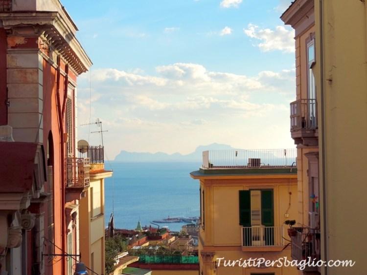Napoli Calata San Francesco, Salita Tasso e Via Arco Mirelli - 20