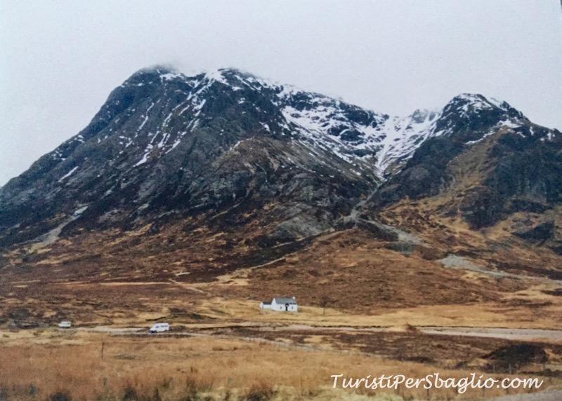Scozia a piedi, un trekking sulla West Highland Way #ricordidiviaggio