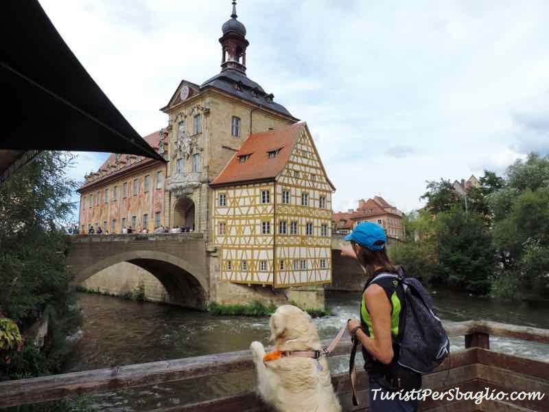 Una giornata a Bamberga, città romantica della Franconia - Germania