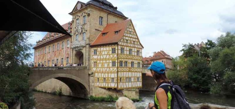 Una giornata a Bamberga, città romantica della Franconia – Germania
