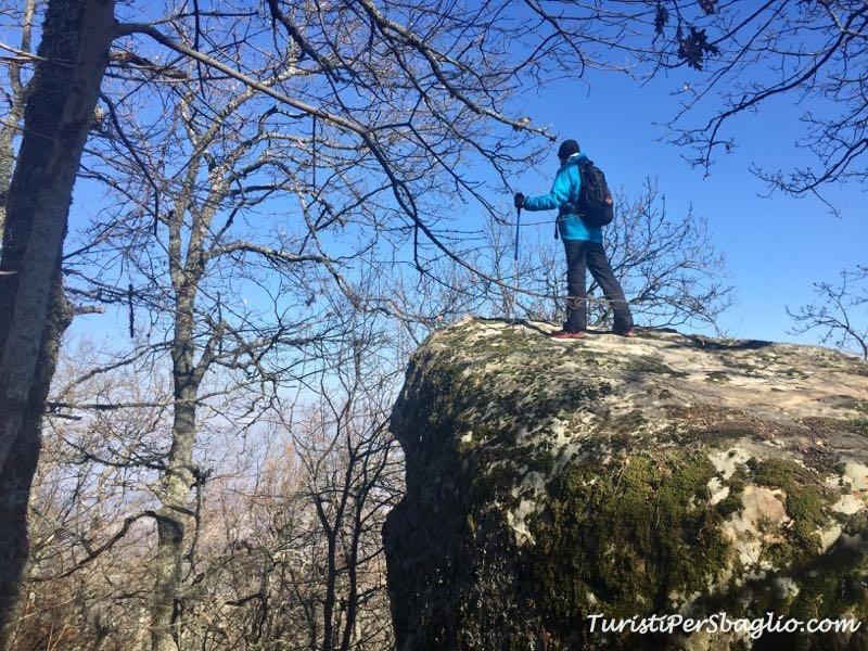 Parco Gallipoli Cognato: un trekking nella Riserva di Monte Croccia
