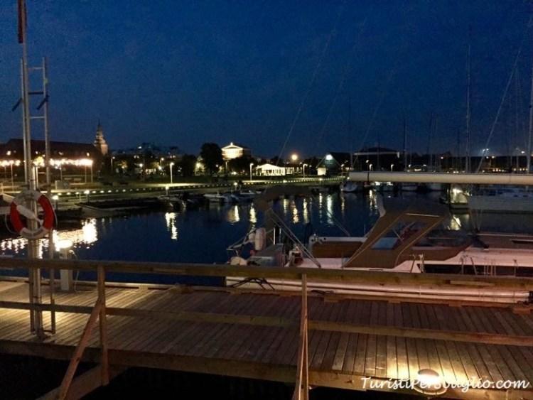 Ristorante Marinan ad Ystad
