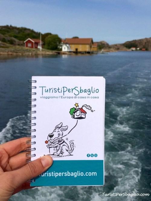 Turisti per Sbaglio a Fjallbacka
