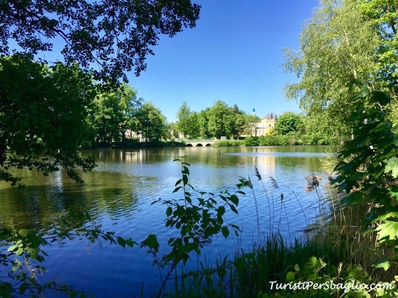 Canada Boemo: visita al sud della Repubblica Ceca