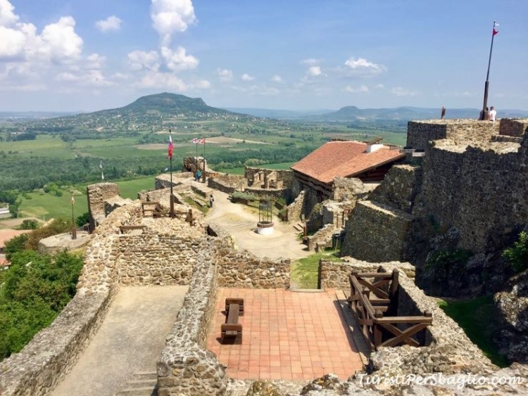 Szigliget Castello Ungheria