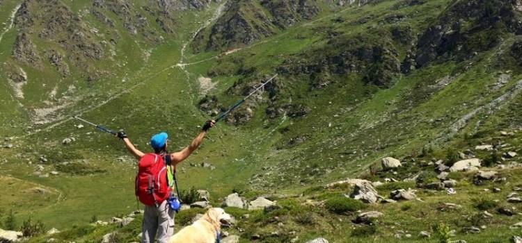 Trekking al Lago di Vaux – Canton Vallese, Svizzera