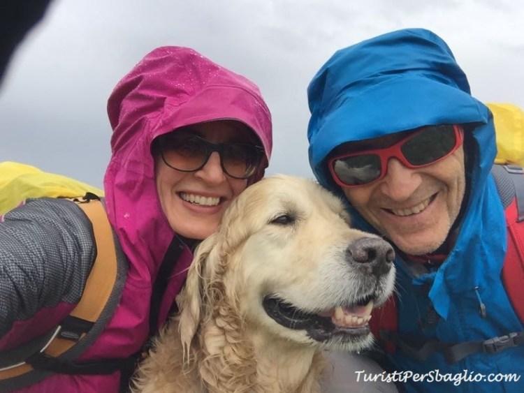 Trekking al Lago di Vaux, Canton Vallese - Turisti per Sbaglio