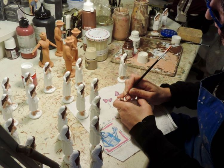 Cose da vedere a Marsiglia Arte dei Presepi e Santons
